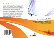 Bookcover of Feed the Children