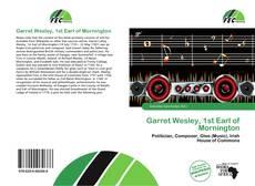 Garret Wesley, 1st Earl of Mornington的封面