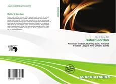 Borítókép a  Buford Jordan - hoz