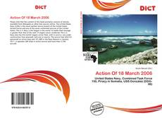 Bookcover of Action Of 18 March 2006