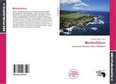 Couverture de Monterblanc