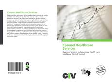 Bookcover of Carenet Healthcare Services