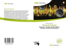 Bookcover of Gerard Victory