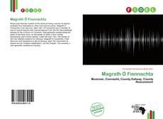 Обложка Magrath Ó Fionnachta