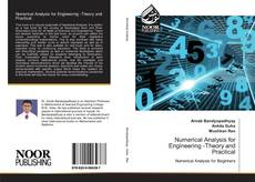 Bookcover of Numerical Analysis for Engineering -Theory and Practical