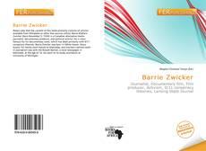 Copertina di Barrie Zwicker