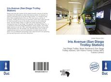Iris Avenue (San Diego Trolley Station)的封面