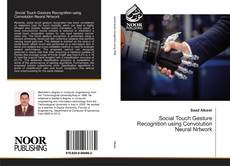 Bookcover of ٍSocial Touch Gesture Recognition using Convolution Neural Nrtwork