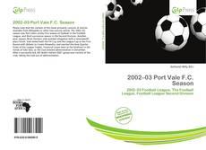 2002–03 Port Vale F.C. Season的封面