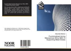 Portada del libro de Functionalized Amine Mesoporous Silica SBA-15 Supporting Metal Oxides