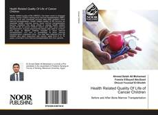 Buchcover von Health Related Quality Of Life of Cancer Children