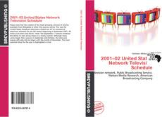 Capa do livro de 2001–02 United States Network Television Schedule