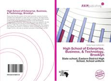 Bookcover of High School of Enterprise, Business, & Technology, Brooklyn