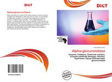 Couverture de Alpha-glucuronidase