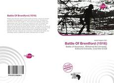 Capa do livro de Battle Of Brentford (1016)