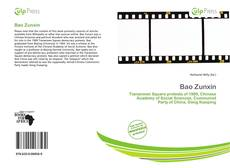 Bookcover of Bao Zunxin