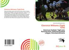 Bookcover of Clarence Williams (Tight End)