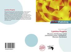 Lamina Propria kitap kapağı