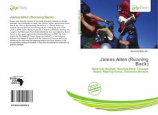 Portada del libro de James Allen (Running Back)