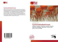 Couverture de Cyclomaltodextrinase
