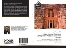 Capa do livro de Green Human Resource Management Practices case from Jordan