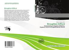 Bookcover of Broughton Gifford