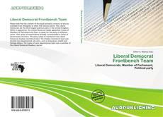 Borítókép a  Liberal Democrat Frontbench Team - hoz
