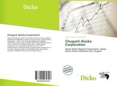 Buchcover von Chugach Alaska Corporation