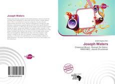 Capa do livro de Joseph Waters