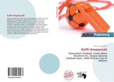 Portada del libro de Koffi Amponsah