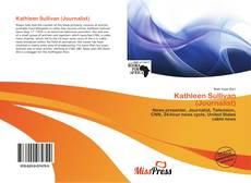 Capa do livro de Kathleen Sullivan (Journalist)