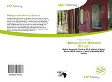 Bookcover of Harbourside Monorail Station
