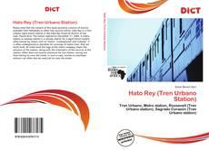 Portada del libro de Hato Rey (Tren Urbano Station)
