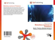 Bookcover of Medullary Laminae of Thalamus