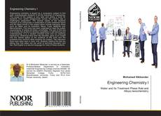 Bookcover of Engineering Chemistry I