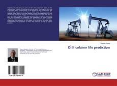 Bookcover of Drill column life prediction