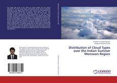 Bookcover of Distribution of Cloud Types over the Indian Summer Monsoon Region