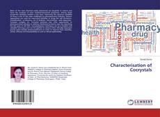 Buchcover von Characterisation of Cocrystals
