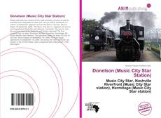 Bookcover of Donelson (Music City Star Station)