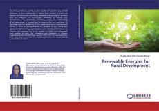 Bookcover of Renewable Energies for Rural Development