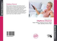 Bookcover of CityNews Channel