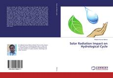 Couverture de Solar Radiation Impact on Hydrological Cycle