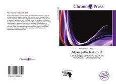 Copertina di Myoepithelial Cell