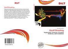 Bookcover of Geoff Stradling
