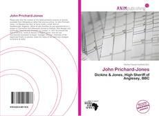Buchcover von John Prichard-Jones
