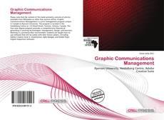 Couverture de Graphic Communications Management