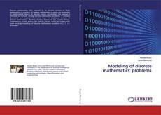 Capa do livro de Modeling of discrete mathematics' problems