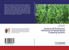 Bookcover of Analysis Of Production Efficiency Of Maize-Based Cropping Systems