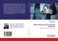 Buchcover von Deontology and Accounting Expertise