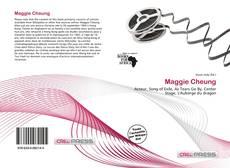 Обложка Maggie Cheung